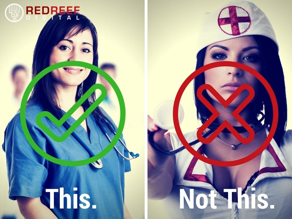 7 Deadly Sins Nursing Images Comparison